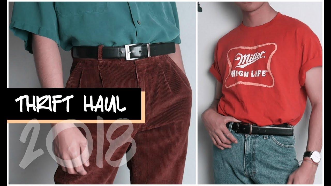 Thrift Haul | VINTAGE STYLE | 2018