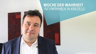 Woche der Wahrheit: Schwimmen in Krefeld (am 04.09.2019 um 19:00)