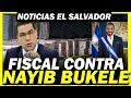 FISCAL MELARA CONTR4 NAYIB BUKELE ! QUITO LA COMIDA DEL PUEBLO!
