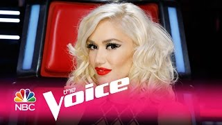 The Voice 2017   Inspired By  Gwen's Slicked Back Style (Digital Exclusive)
