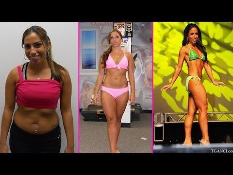 10 Week Bikini Body Transformation - YouTube
