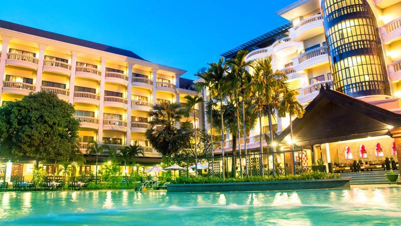 Angkor Palace Resort Spa Borei Angkor Resort Spa Youtube