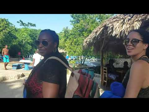 Budget Travel ~ Jamaica Vlog #3: Blue Hole