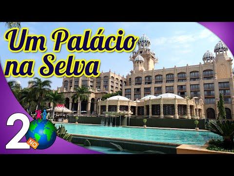 Resort The Palace of the Lost City, Sun City Africa do Sul - 2 no mundo
