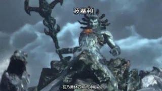 """戰神3 God of War III - PART 2 """" BOSS:海神.波塞頓 """""""