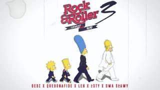 """Gedz x Quebonafide x Leh x 2sty x Dwa Sławy - """"Rock'n'Roller 3"""" whitegrizzly trvp blend"""