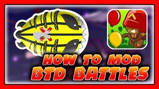 How to Mod BTD Battles Tutorial (v3.9 Update) Bloons TD Battles