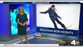 Maddie Mastro Featured on NBC