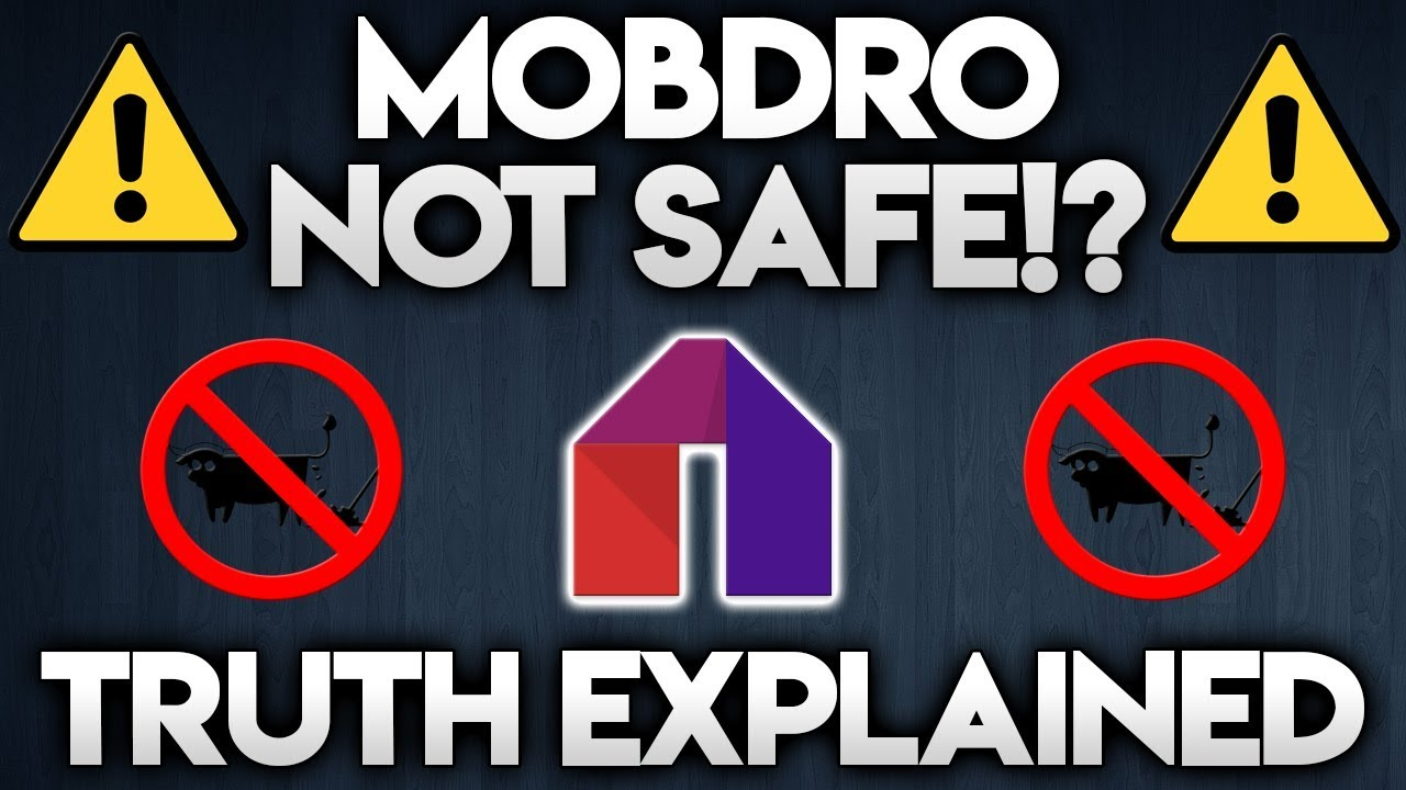 MOBDRO NOT SAFE TO USE!? The Truth With No Scaremongering