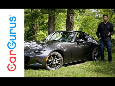 2017 Mazda MX-5 Miata RF | CarGurus Test Drive Review
