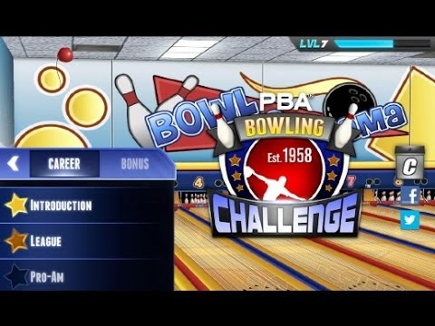 PBA Bowling Challenge iPad App Review (Gameplay) (Demo)