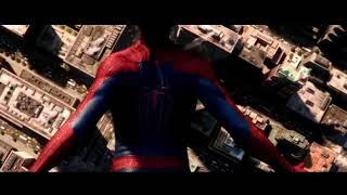 Человек паук под музыку