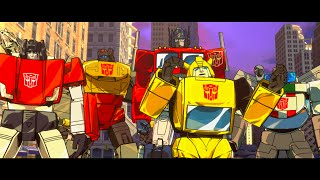 Transformers: Devastation LAUNCH TRAILER(Defend the earth from the evil Decepticons in Transformers: Devastation using robot-to-vehicle attacks, slam downs, counterattacks, and infinite combos., 2015-10-06T15:25:53.000Z)