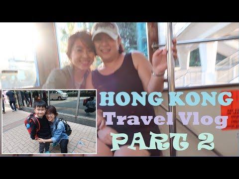Hong Kong 6D5N Travel Vlog (Part 2) - Cheung Chau