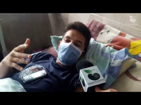 Hospital Miguel Pérez Carreño, un reflejo de la desidia gubernamental