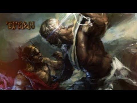 Titan Dalam Mitologi Yunani