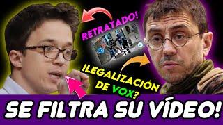 SE FILTRA EL VÍDEO DE ERREJÓN Y SU PATADA, MONEDERO ATACA A VOX Y CARMEN CALVO HACE EL RIDÍCULO! 😅