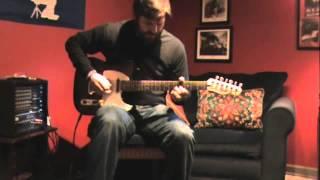 Space Wrangler - Widespread Panic guitar