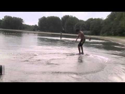 Flatland Skimboarding - Luke dirks