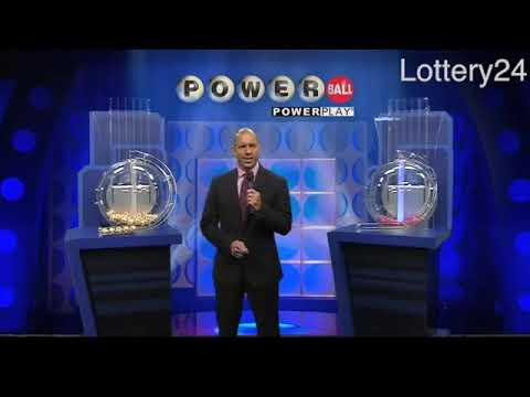 2017 08 19 Powerball Numbers and draw results