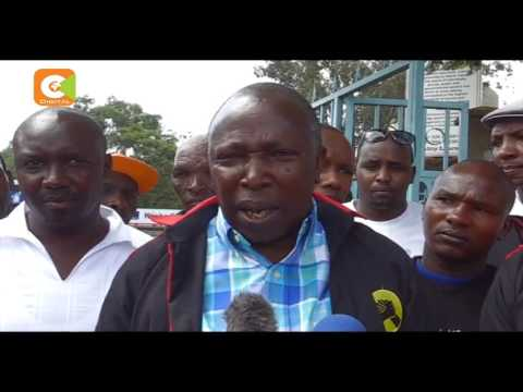 Jubilee aspirants for Nairobi governorship seat yet to agree