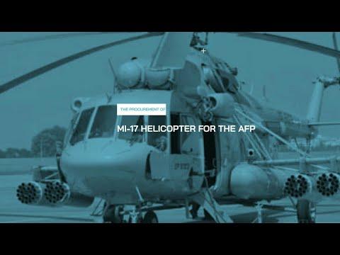 AFP set to procure Mi-17 Helicopters worth P12.5 Billion