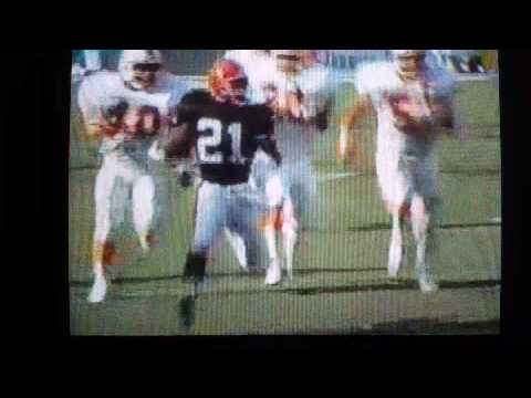 NBC INTRO Thanksgiving 1989 Browns VS Lions