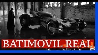 El Batimovil real y su construcción