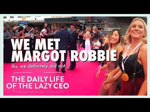 I, TONYA AUSTRALIAN PREMIERE | Jane Lu (Showpo CEO) Daily Vlog #1