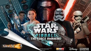 Pinball FX2 - (PC FULL HD) - Table - Star Wars Pinball: The Force Awakens - No comments