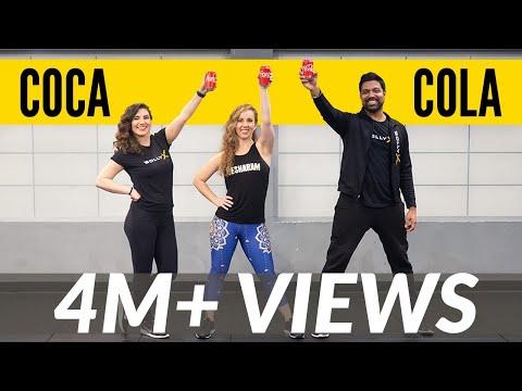 Coca Cola  Luka Chuppi  Bollyx, The Bollywood Workout  Bollywood Dance Fitness Choreography