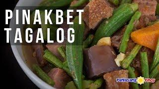 How to Cook Pinakbet Tagalog  Bulanglang