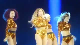 Beyonce - Flawless/ Yonce/Drunk in love/Rocket - Live In Hershey (Formation Tour 2016)