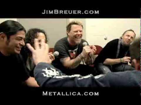 Jim Breuer Interviews Metallica: Episode 8 Thumbnail image
