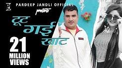 Tut gayi khat ek jhatke me   टिकटोक पर धूम मचा दी इस गाने ने   Pardeep Jandli   K2 Haryanvi Official