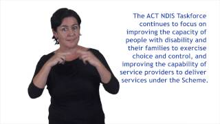 About the NDIS