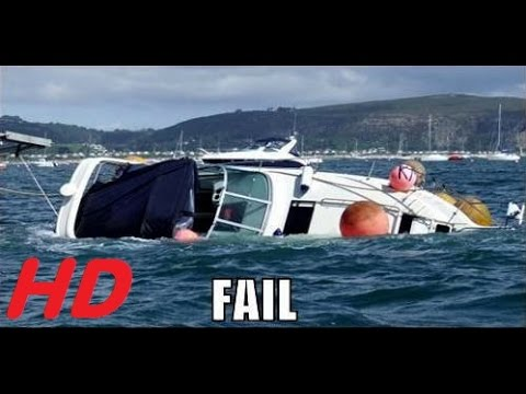 Funny Fail 2015 The Ultimate Boat Fails Compilation