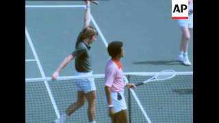 SOUTH AFRICA TENNIS CHAMPIONSHIP