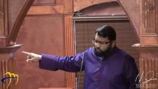 Signs of day of Judgement | Civil rights Issues - Sh. Dr. Yasir Qadhi - Aug 15,2014