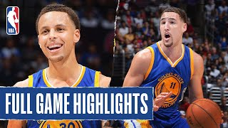 Splash Bros Find Their Stroke, CP3 & Blake SHOW OU...