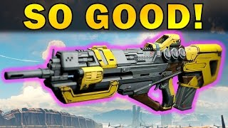 Destiny: SO GOOD! | Slow-ROF Pulse Rifles in PvP!