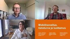 VTT Sip of Science - Mobiilisovellus, tietoturva ja luottamus