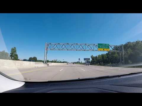 Driving with Scottman895: I-75 NB (I-475 North to I-675 North)