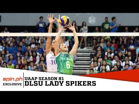SPIN.ph Exclusive: DLSU Lady Spikers