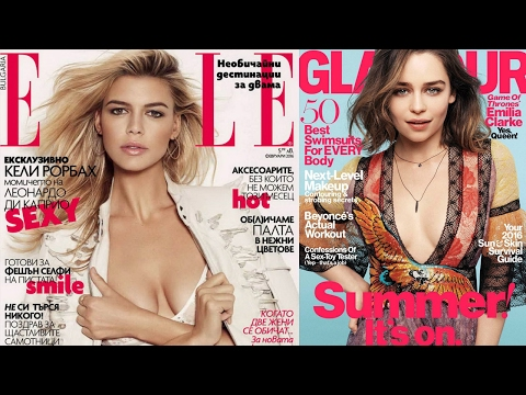 Top 10 Most Popular Fashion Magazines In the World || Pastimers