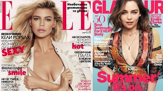 Top 10 Magazines - Top 10 Most Popular Fashion Magazines In the World || Pastimers