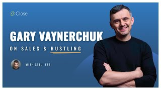 Gary Vaynerchuk Interview On Sales & Hustling