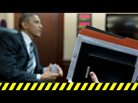 Obama Under Nunes' Microscope: Dossier Part of PDB