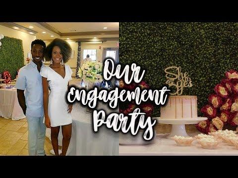 Engagement party | Bridesmaids proposal Vlog