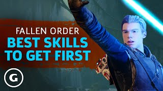 Star Wars Jedi: Fallen Order Guide - Best Skills To Unlock First